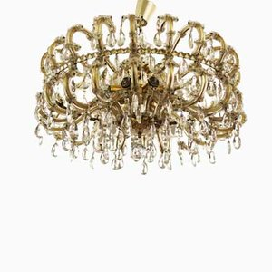 Large Austrian Crystal Chandelier