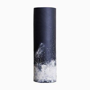 Vase Medium en Grès par Biancodichina