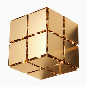 Cube Wall Lamp by Mydriaz