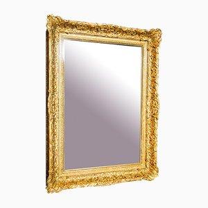 Antique Mirror in Gold Trim, 1920s