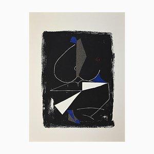 Marino Marini, Applause, Original Etching and Aquatint, 1963