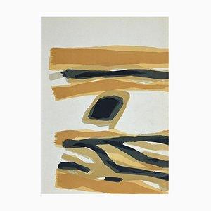 Lithographie Originale, Raoul Ubac, 1964