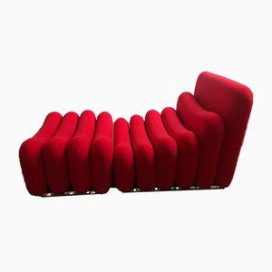 Lounge Chair by Joe Colombo for Sormani, 1967