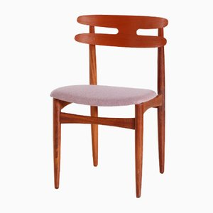 Model 178 Teak Dining Chairs by Johannes Andersen for Bramin, Set of 4