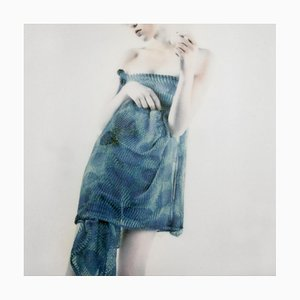Azul Azul, Photographie Figurative et Féminine, Mira Loew, Bright Bodies Series, 2016