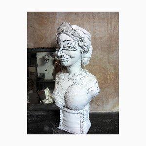 Princess Fabric Skulptur, Anne Valérie Dupond, 2012