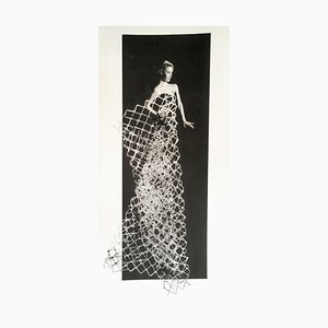 Photographie Moda par Rosie Emerson, Photographie Noir & Blanc, 2019