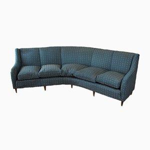 Geschwungenes Sofa von Gio Ponti für Cassina, 1950er