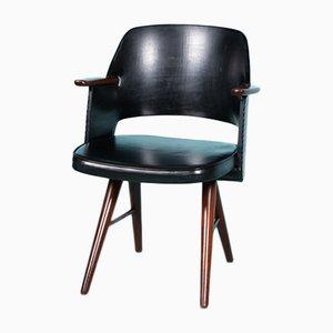 FT30 Teak Desk Chair by Cees Braakman for Pastoe, 1960s