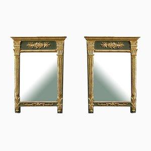 Miroirs Style Louis XVI, Début 20ème Siècle, Set de 2