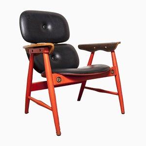 Armchair by Marco Zanuso for Poltronova