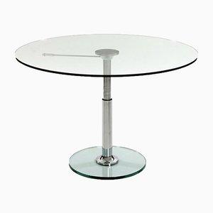 German Lift 1010-IV Adjustable Dining or Side Table by Patric Draenert for Draenert