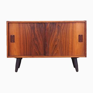 Rosewood Cabinet by Niels J. Thorsø, Denmark, 1970s