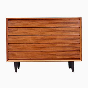 Rosewood Chest of Drawers, Denmark, 1970s