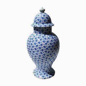 Vase en Porcelaine par Manuel Canovas, 1980s