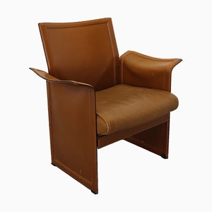 Armchair by T. Agnoli for Matteo Grassi, Italy, 1970s