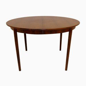 Dining Table in Rosewood, Denmark, 1960s