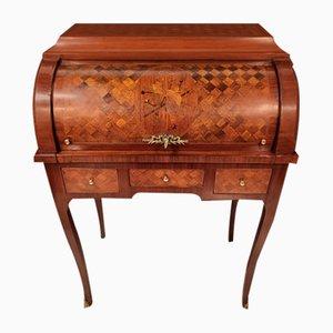 Zylinder Schreibtisch im Louis XV Stil