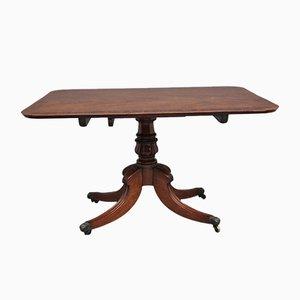 Early 19th Century Mahogany Breakfast Table