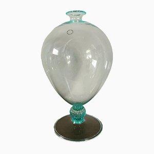Glass Veronese Vase by Vittorio Zecchin for Venini