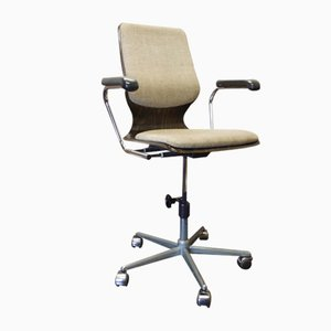 Mid-Century Swivel Desk Chair by Elmar Flototto for Pagholz, 1970s