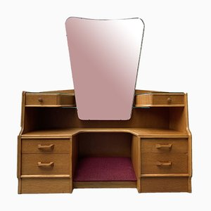 Vintage Dressing Table with Mirror from G Plan