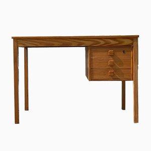 Mid-Century Danish Pine Desk from Domino Furniture, 1960s