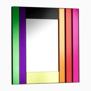 Vintage Dioniso Mirror by Sottsass for Glas