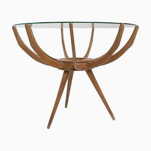 Spider Leg Coffee Table by Carlo Di Carli, Italy, 1950s