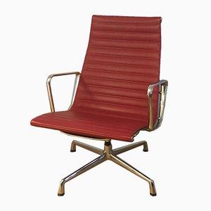 Aluminium EA116 Stuhl von Charles & Ray Eames für Vitra