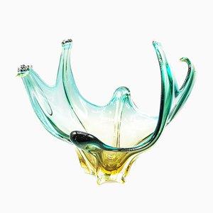 Vintage Murano Glass Vase, 1960s
