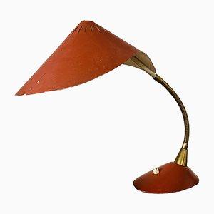 Cobra Schreibtischlampe von Cosack, 1950er