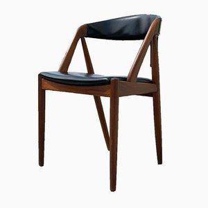 Mid-Century Danish Teak Side Chair