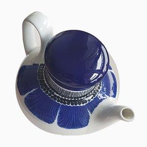 Kiruna Poppy Teapot by Hertha Bengtson, 1970s