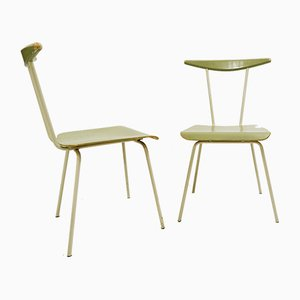 Dress Boy Chairs by A. Rietveld for Auping, 1950s, Set of 2