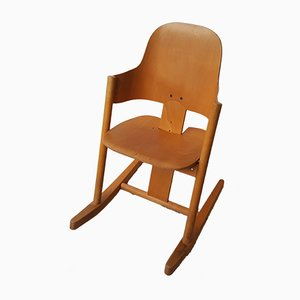 Vintage Rocking Chair for Kids, 1970s