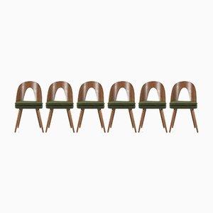 Esszimmerstühle von Antonin Suman, 1960er, 6er Set