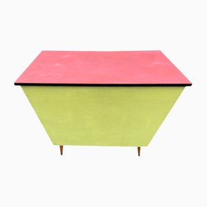 Vintage French Formica Store Counter, 1960s