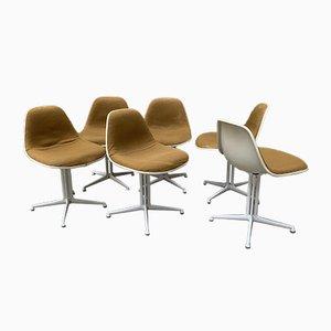 La Fonda Stühle von Charles & Ray Eames für Herman Miller, 6er Set