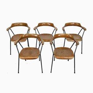 Vintage 4455 Dining Chair by Niko Kralj for Stol Kamnik, 1970s