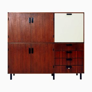 Made-to-Measure Bar Cabinet by Cees Braakman for Pastoe