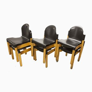 Flex Stühle von Gerd Lange für Thonet, 1986, 6er Set