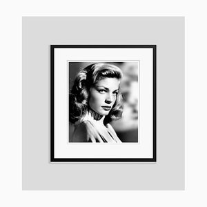 Stampa Laurent Bacall a pigmento