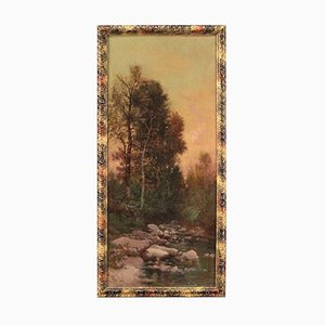 Landscape Painting, 19th Century