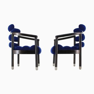 Armchairs by Kramolis Milos for Hotel Brno, 1980s, Set of 2