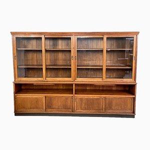 Antique School Display Cabinet by Oskar Reichenbach