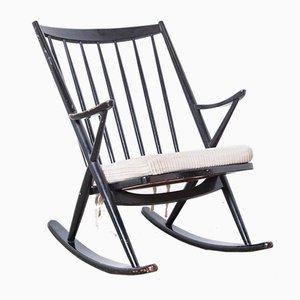 Model 182 Rocking Chair by Frank Reenskaug for Bramin