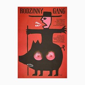 Vintage Poster by George Flisak, 1974