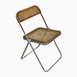 Vintage Plia Dog Folding Chair by Giancarlo Piretti for Castles, 1960s