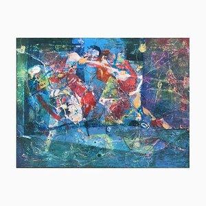 Demotion Malerei Gemälde, 2021